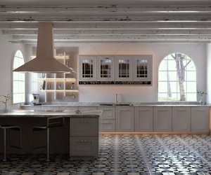 Cocinas de diseño vintage