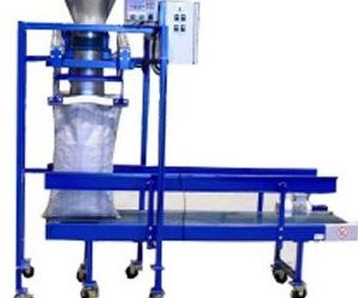 Básculas ensacadoras automaticas: CATALOGO PRODUCTOS  MAQUINARIA de Talleres Salo, S.L.