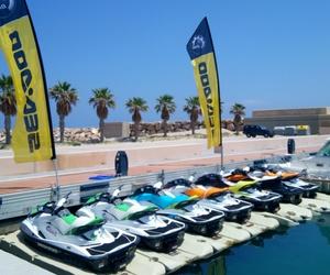 Actividades con motos de agua en Tarragona