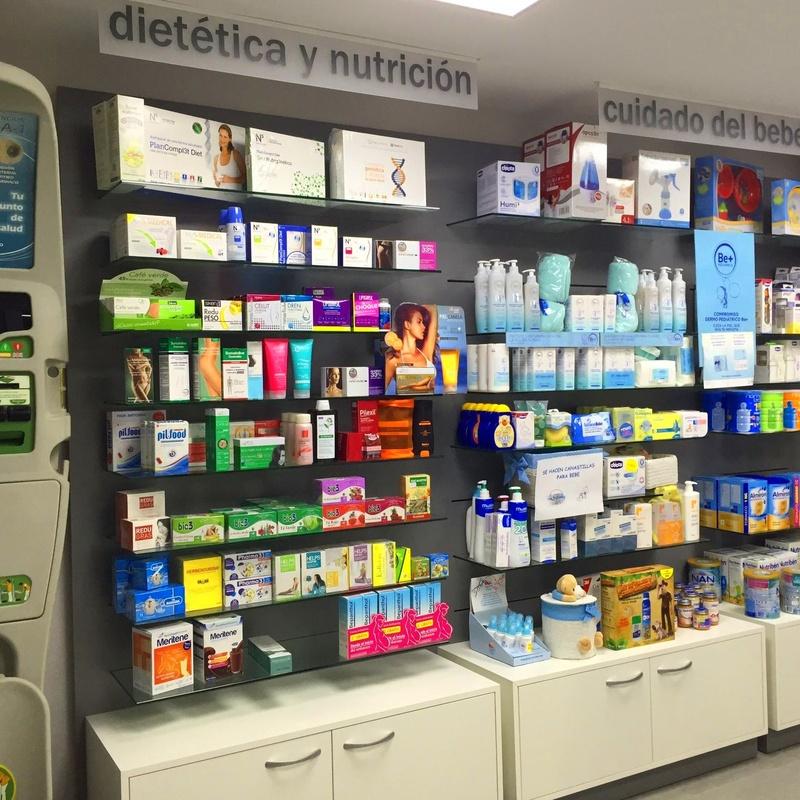 Dietética y nutrición: Servicios de Farmacia Cristina de Diego Martínez