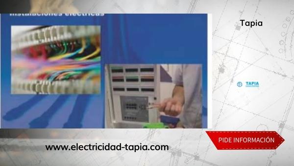 Un electricista industrial en Guipúzcoa que le ayuda a reducir el consumo