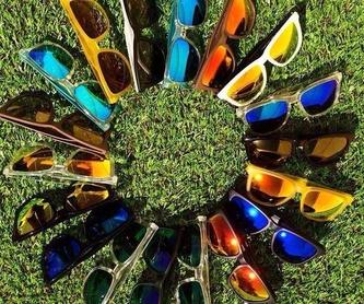 Lentillas: Catálogo de Óptica Cristal