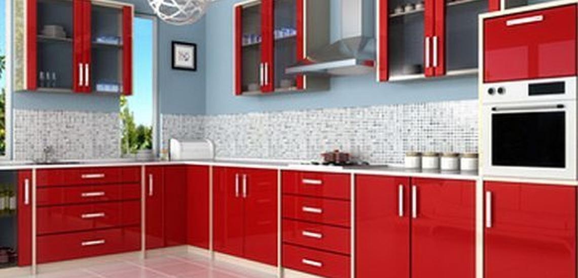 Muebles de cocina en Alcobendas modernos