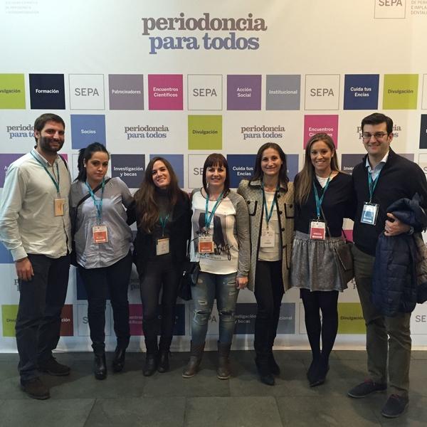 Congreso SEPA Barcelona 2015