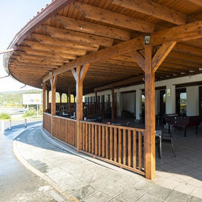 Nuestras instalaciones.: Todo lo que buscas: Aquí de Hostal Restaurante El Cruce de Villaharta