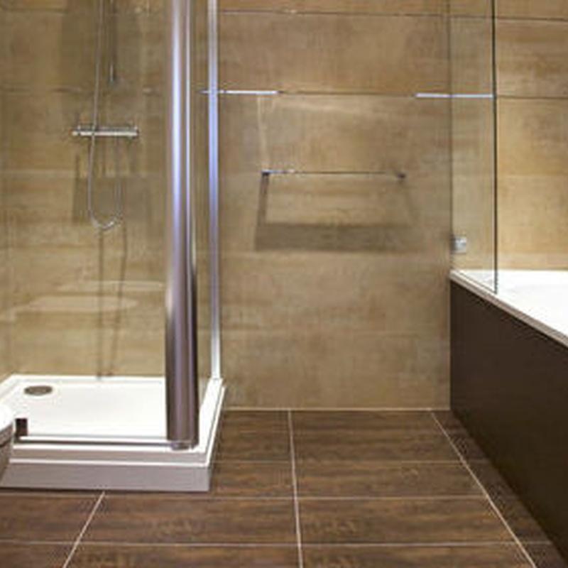Mamparas de baño: Productos de Persianas Cegarra
