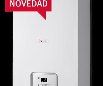 THEMA CONDENS F25 ERP PRECIO CON IVA 1.230€: Productos de Instalaciones Hermanos Munuera