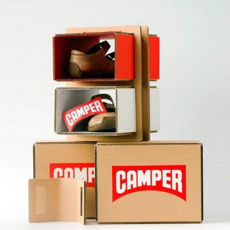 Camper: Productes de Nou Pass