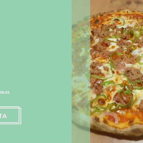 Pizza para llevar en San Sebastián de los Reyes | Pizzería Las Tres B