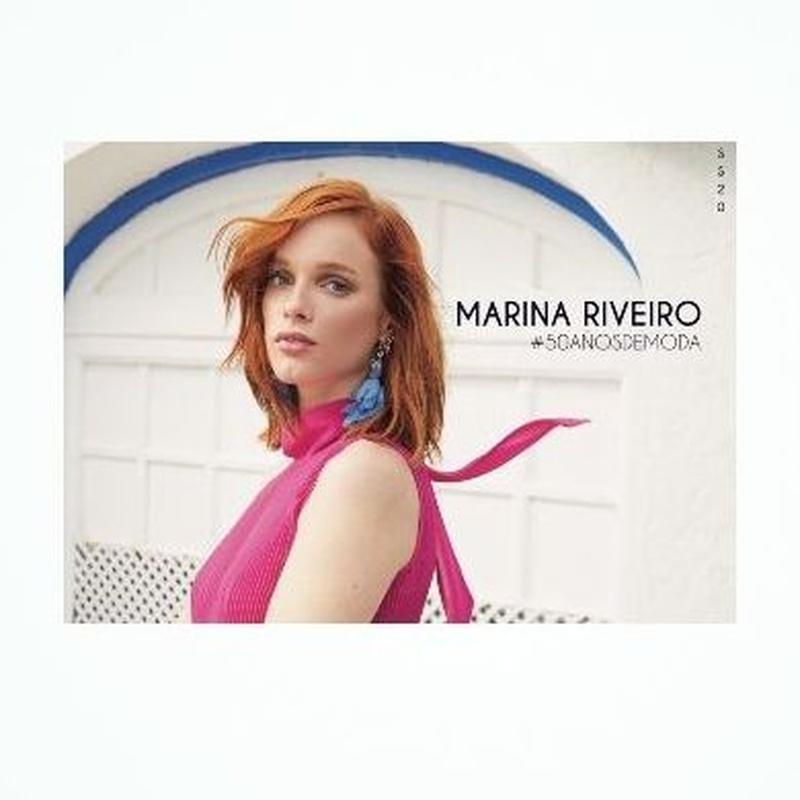 MARINA RIVEIRO_HORTENSIA: Catálogo de Manuela Lencería