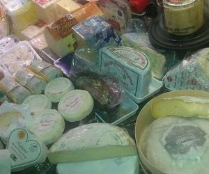 Gran variedad de deliciosos quesos