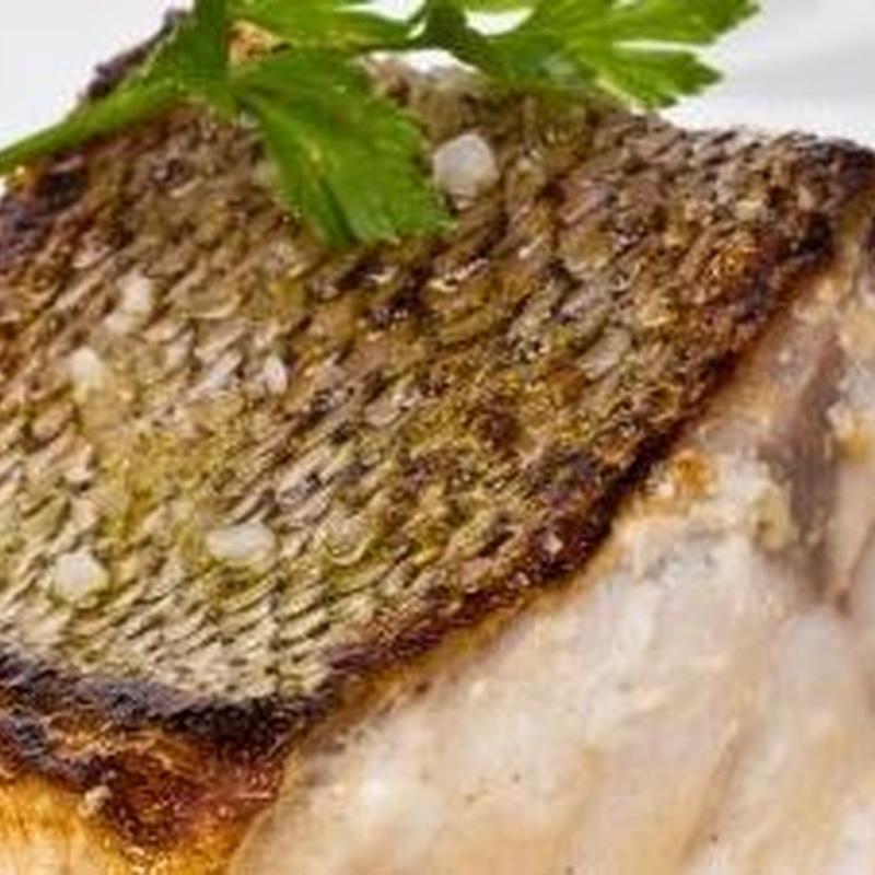 Fish: A la carte menu de Casa Navarro
