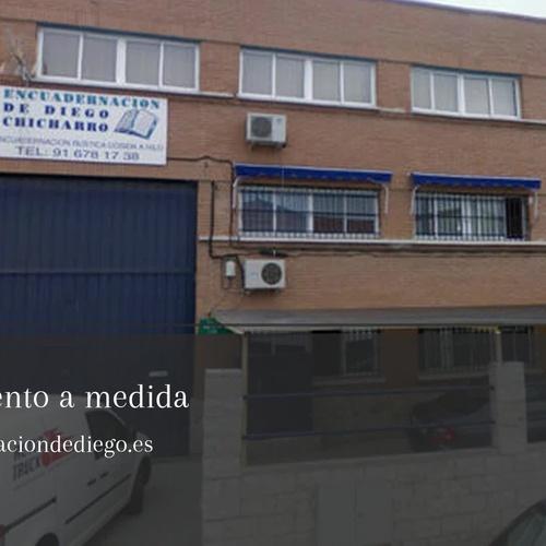 Encuadernación  en Madrid