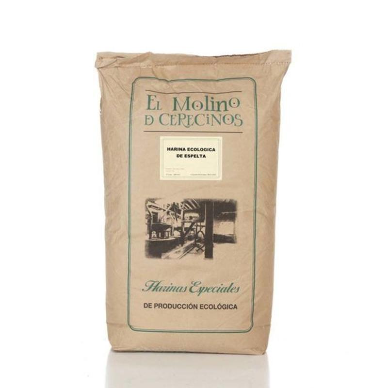 Harina de espelta ecológica blanca 25 kg: Productos de Coperblanc Zamorana