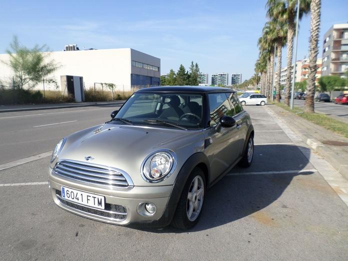 Mini Cooper D  año 2007 pvp 8500 €uros: Servicios de reparación  de Automóviles y Talleres Dorado