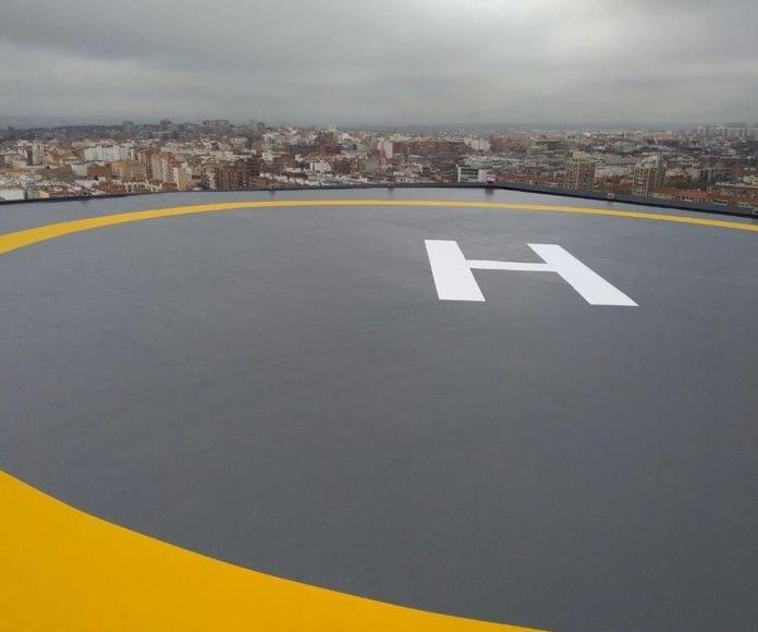 pintura suelos exteriores