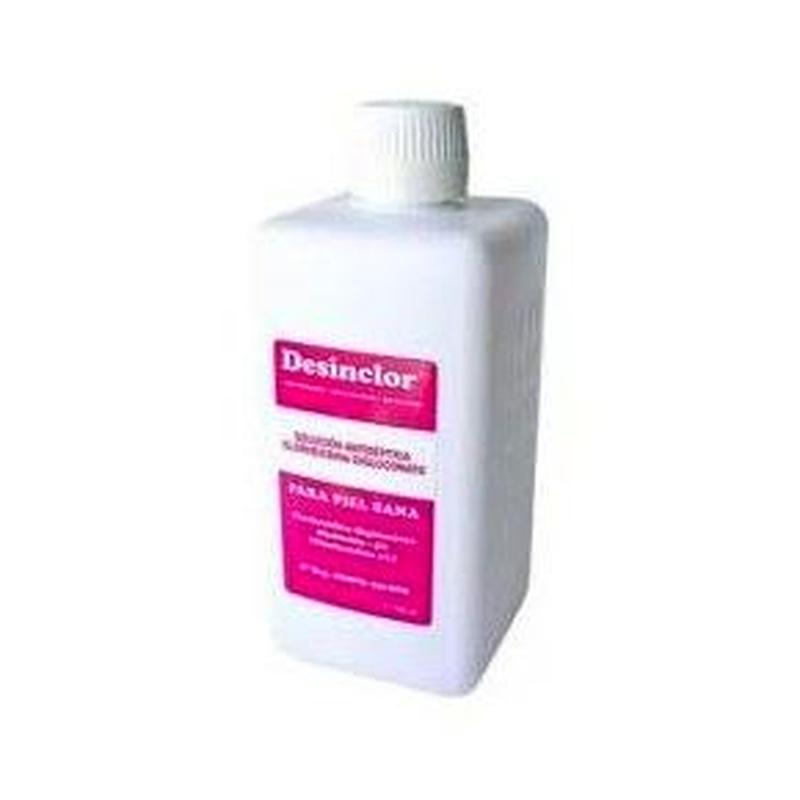 Clorhexidina  solución 500cc : Productos de PLUS CLINIC
