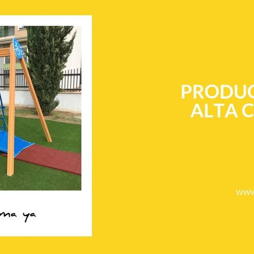 Parques infantiles en Alicante   Flama Levante