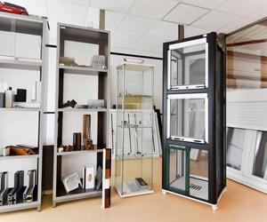 Contamos con una amplia experiencia en carpintería de aluminio
