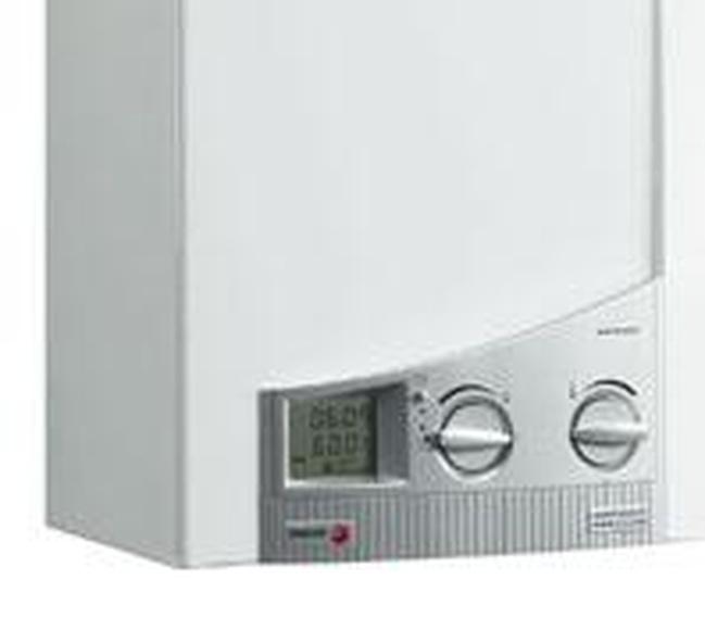 Calentador a gas: Productos de Saneamientos Sánchez Caravaca