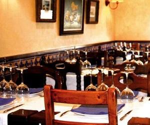 Restaurante familiar y acogedor.