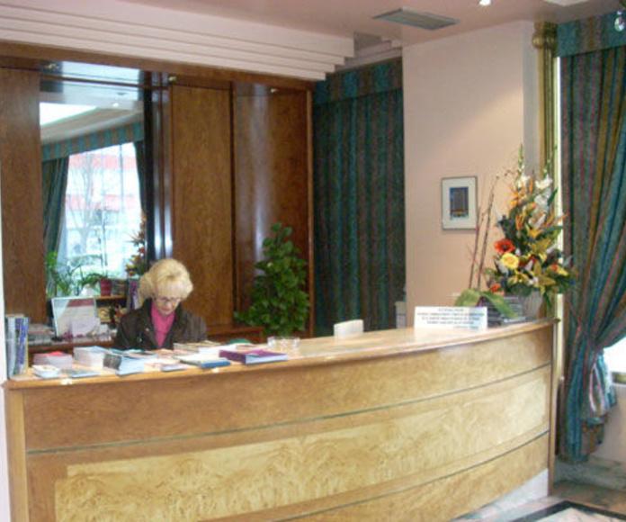 Servicios adicionales: Servicios de Hotel Estadio