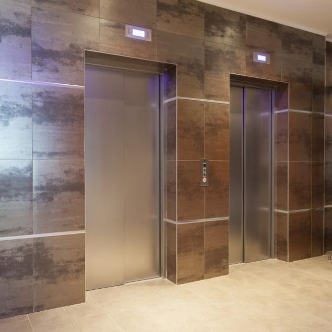 Características que deben tener los ascensores accesibles