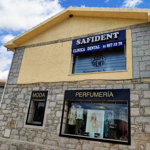 Clínica dental Safident