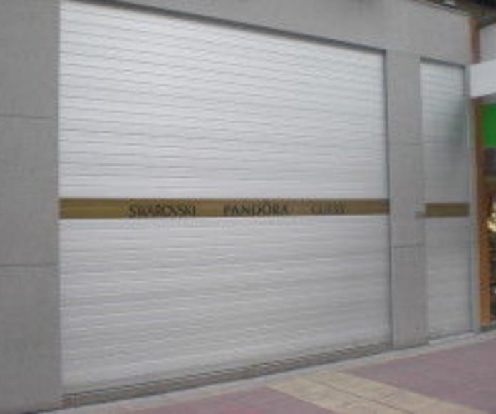 Persianas: Nuestros Productos de Puertas Automáticas Carrascoy