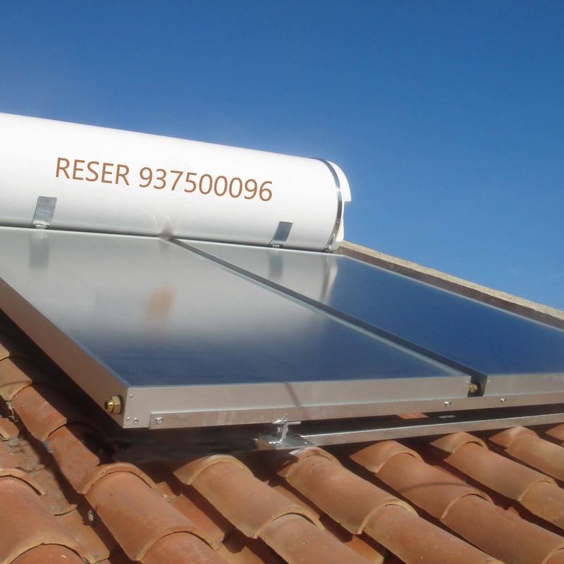 Energía solar en Mataró 937500096