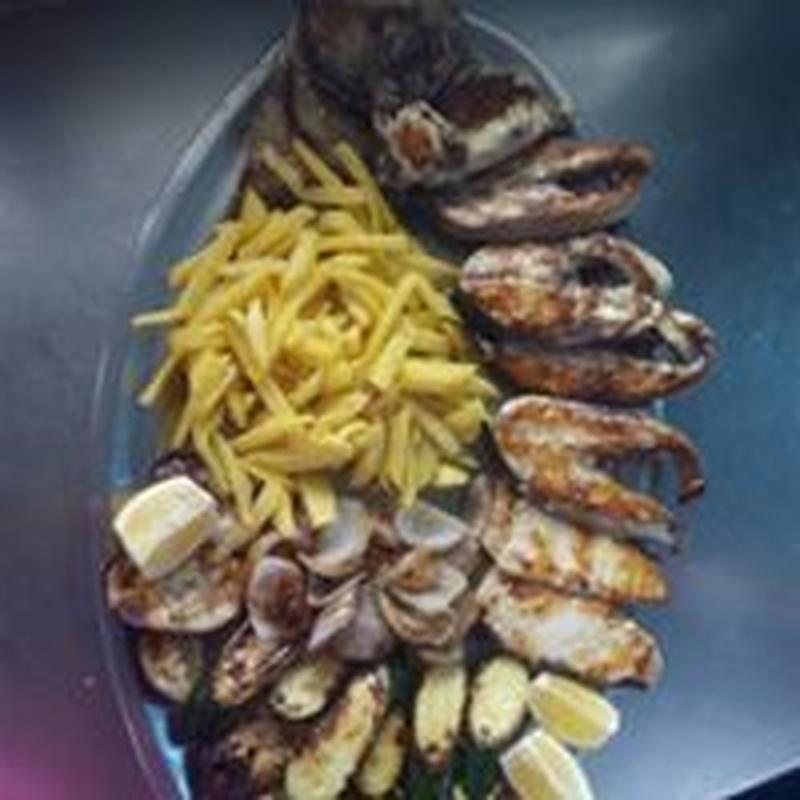 Entrantes: Nuestros servicios de Restaurante Casa Coco