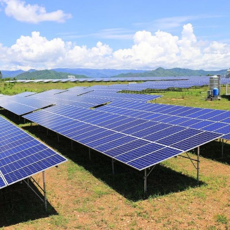 Bombeo solar: Servicios y productos de Ingeniería Masred