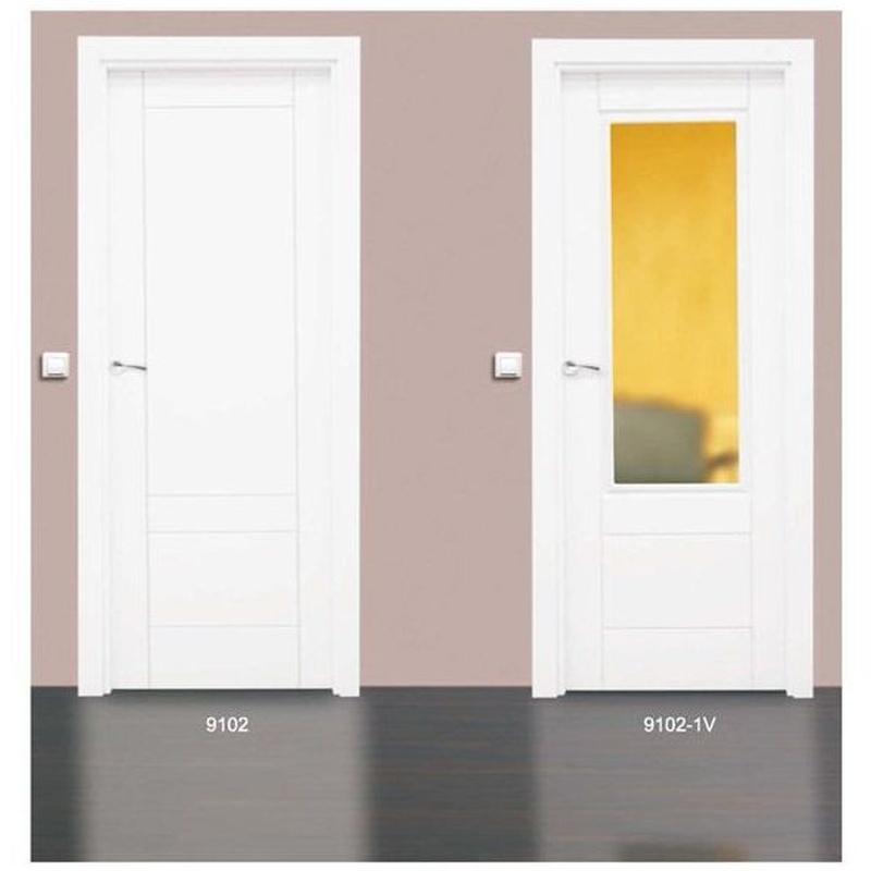 Modelo 9102 Puerta lacada de calidad estándar