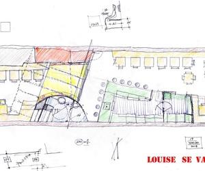 Louise Se Va  Bar Restaurante  Sitges  Barcelona    FPMarquitectura