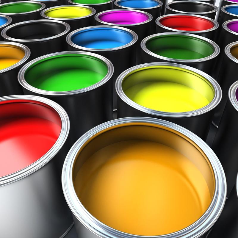 Pinturas: Productos de Elegi y Bissú