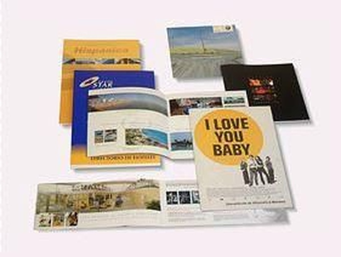Catálogos: Especialidades de Cañizares Artes Gráficas