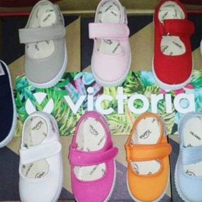 Las zapatillas Victoria, el calzado del verano