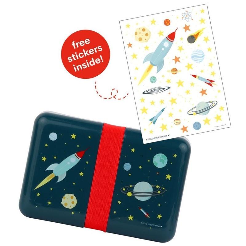 Caja de Almuerzo Espacio: Productos de Mister Baby
