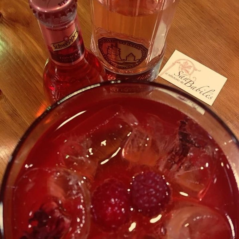 Los Gin Tonics: Carta de Restaurante San Babilés