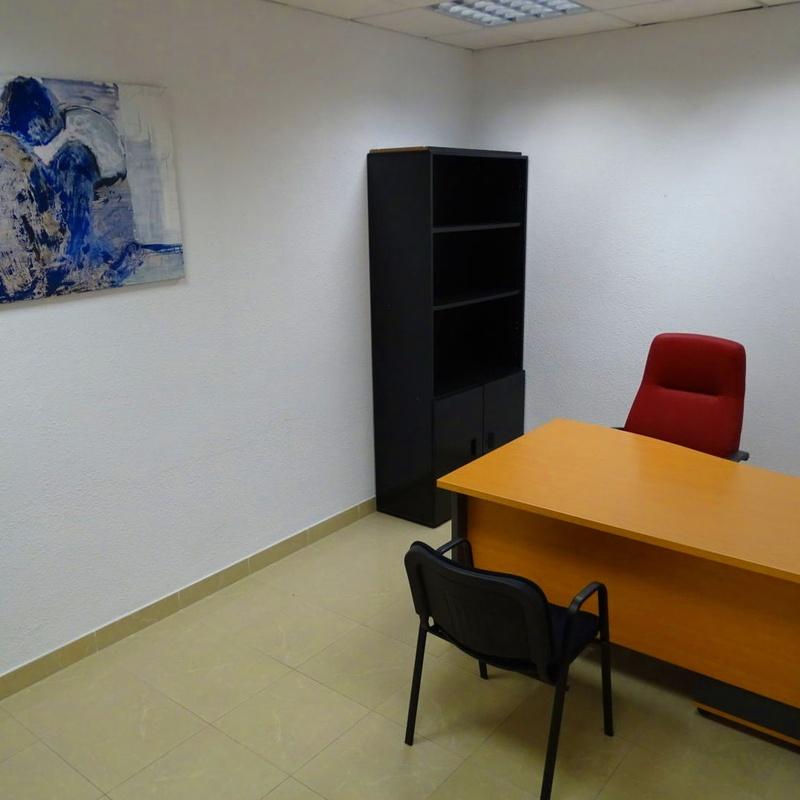 Despachos individuales : Servicios de Centro de negocios Son Castelló