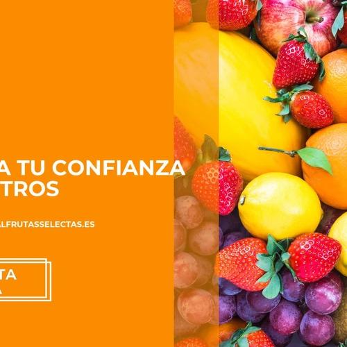 Proveedores de frutas y verduras a restaurantes Moncloa, Argüelles   Madrid Tropical Frutas Selectas