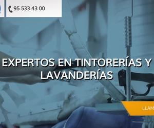 Maquinaria para lavandería y tintorería en Córdoba: Seco y Espuma