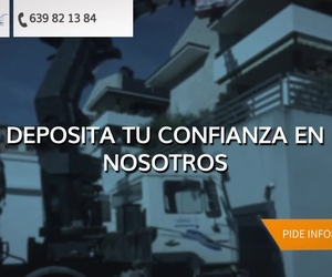 Transporte de mercancías en Vizcaya | Grúas y Transportes Eraukin