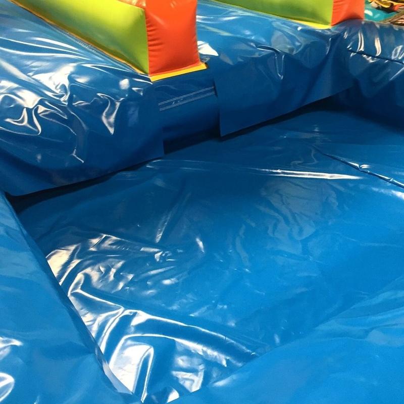 Deslizador Acuatico Hinchable: Catálogo de Hinchables Happy Jump
