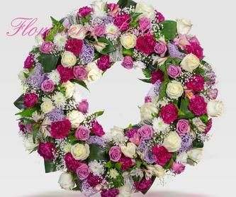 Decoración celebraciones: Servicios de Floristería Lola