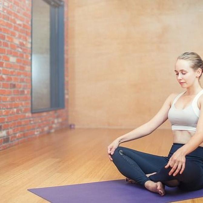 ¿Qué ambiente es el mejor para practicar yoga?