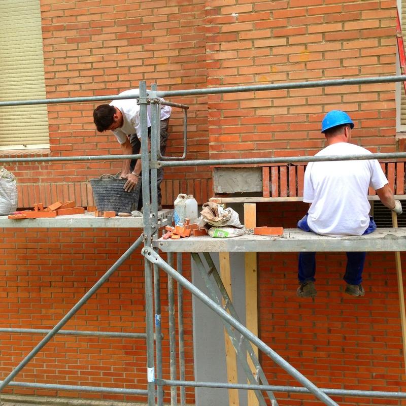 Reparar ladrillo caravista Santander-Torrelavega.