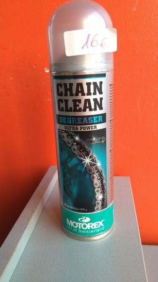 Motorex Chain Clean: Catálogo de QUINIMOTOS