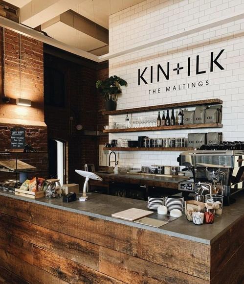 Reserva de terraza: Productos de Kin+Ilk Café