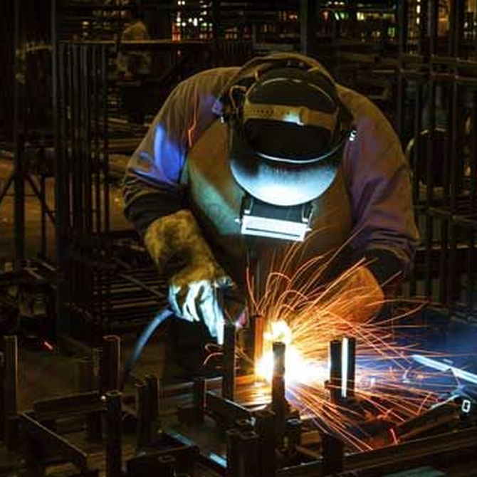 ¿En qué consisten los trabajos de calderería industrial?
